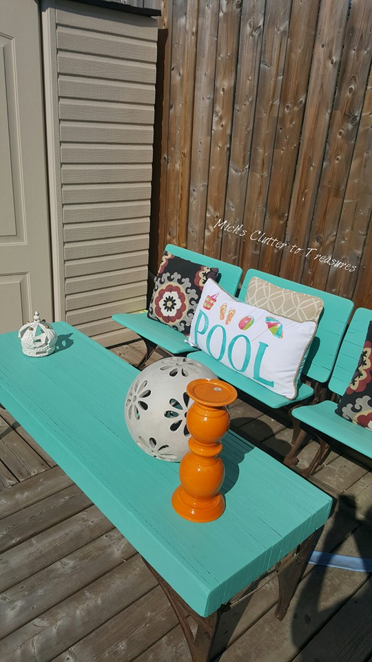 May #30dayflip Challenge featuring Outdoor Spaces and Garden Transformations