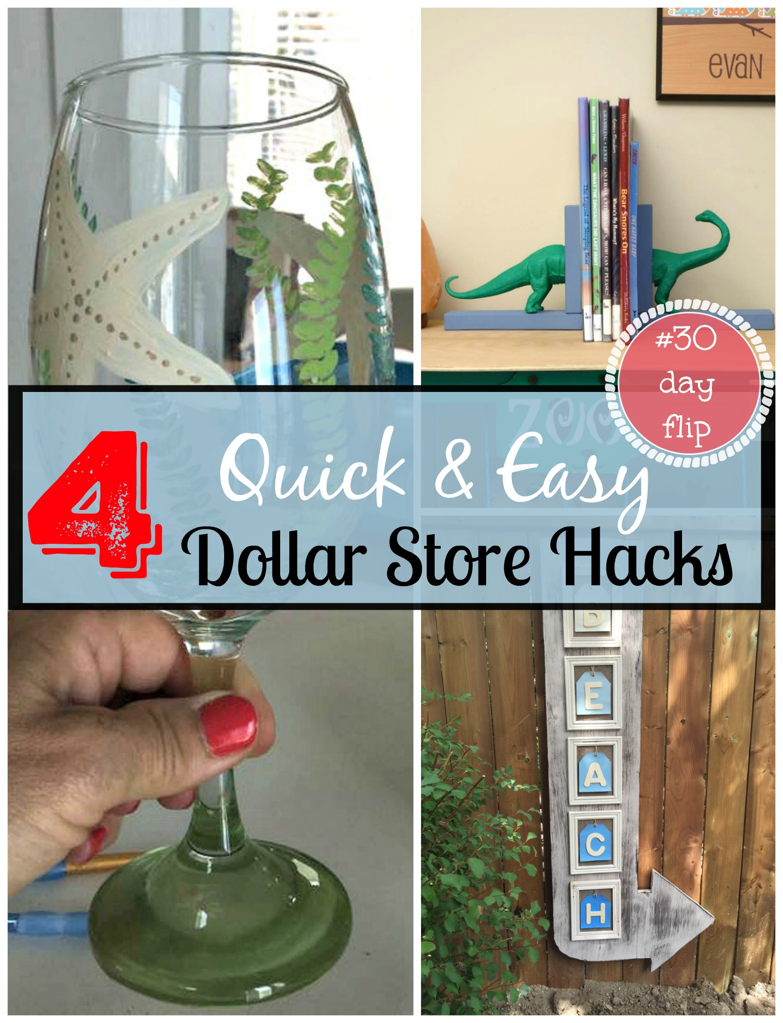 Dollar store hacks 30dayflip for Dollar store items online